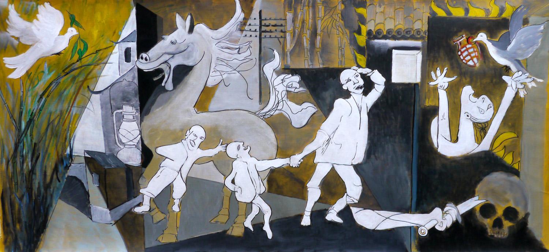 Nanjing Guernica