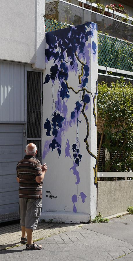 Fresco Rue du retrait